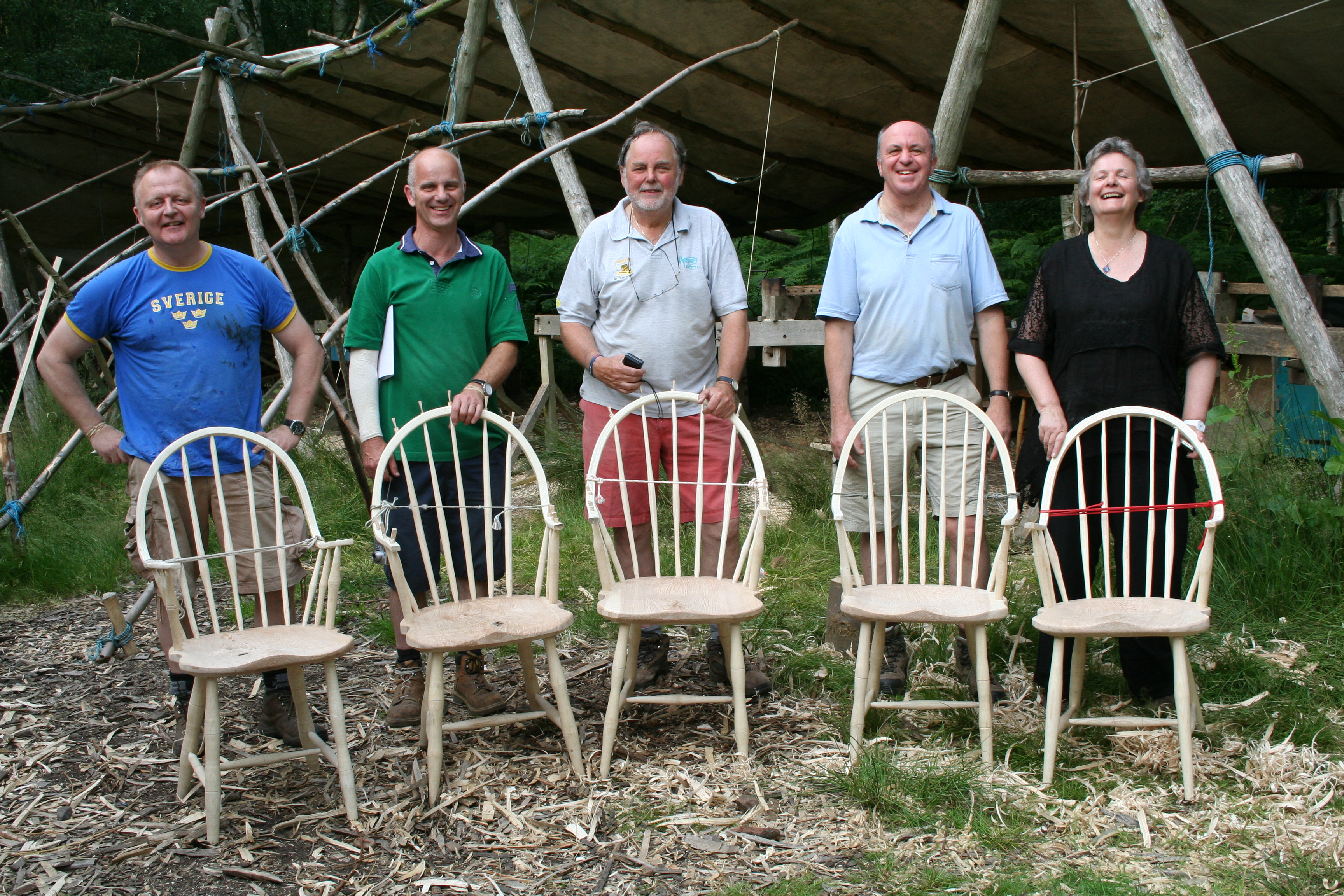 Windsor Chair Making