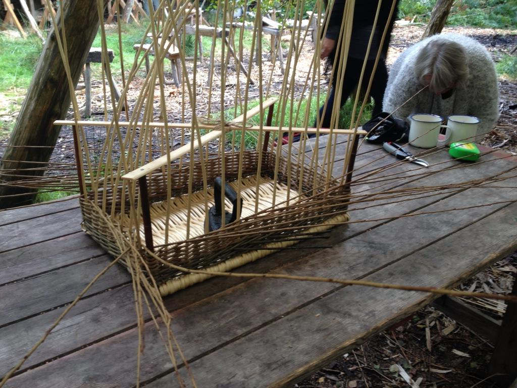 Willow and weaving courses