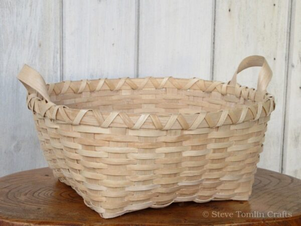 ash splint table basket